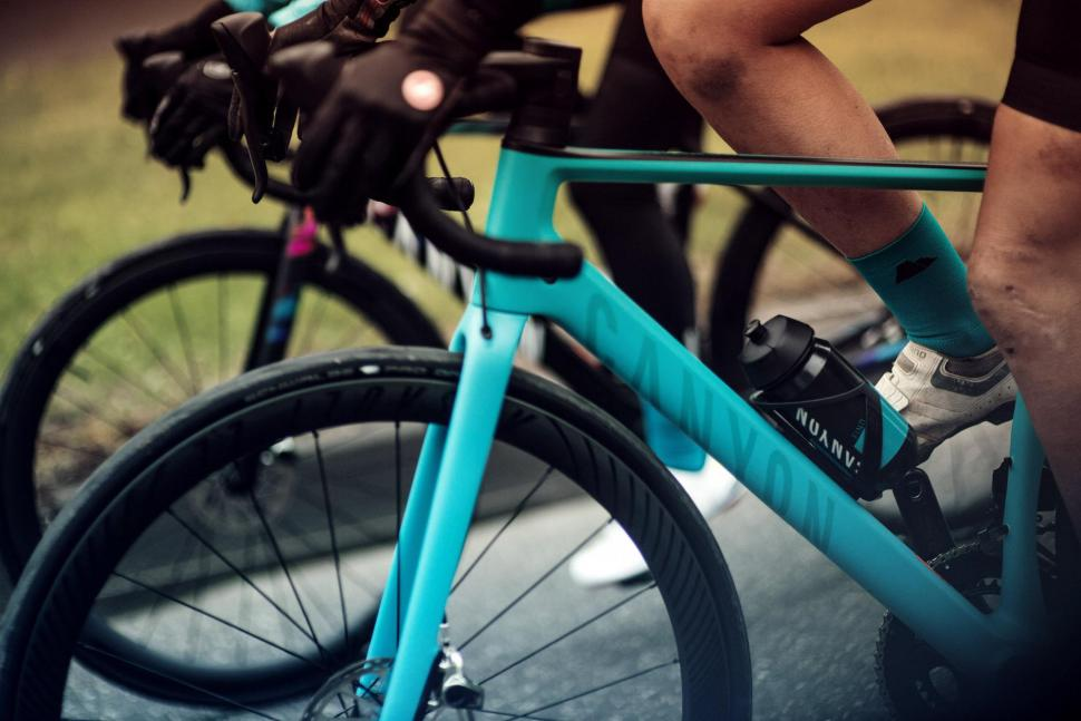 Canyon launches women-specific range of disc brake-only road bikes ... c53b1563f3