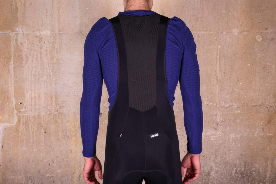 Caratti Elite Windproof Bib Tights - straps back.jpg