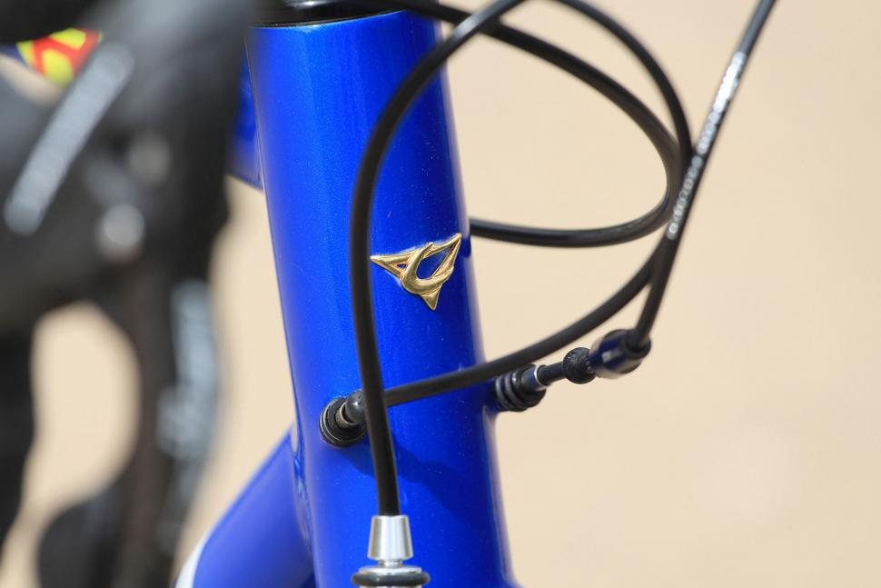 Casati Espresso RS - head tube badge.jpg