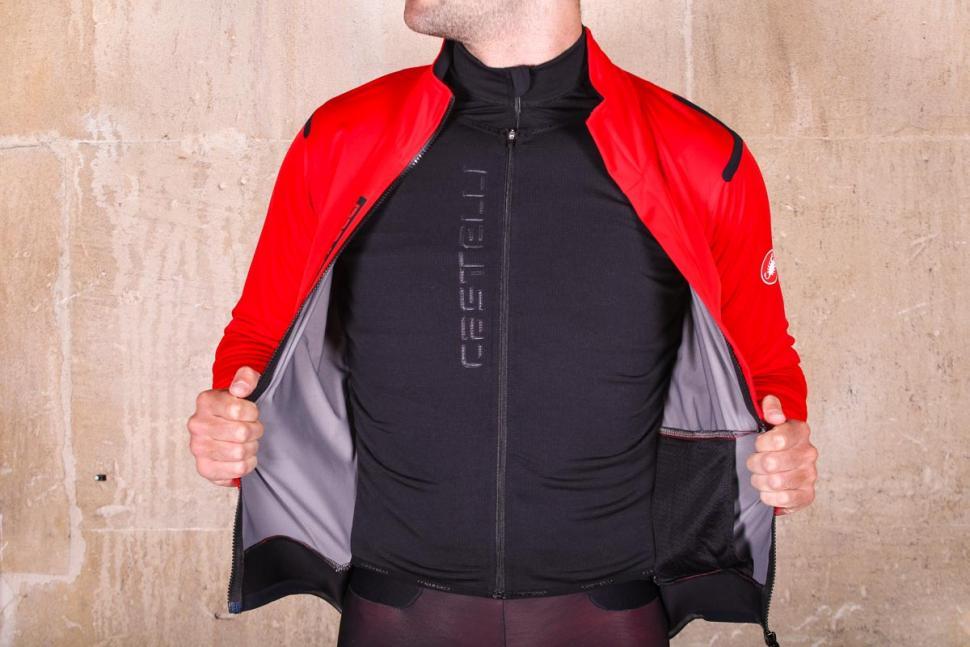 CASTELLI Mens Alpha ROS Jacket