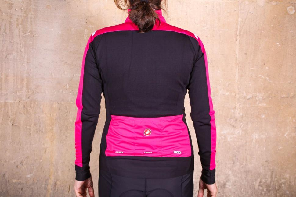 Castelli Alpha Ros womens jacket - back.jpg