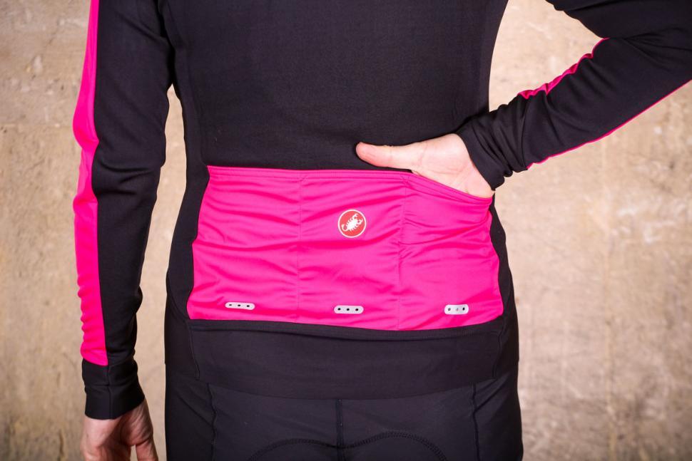 Castelli Alpha Ros womens jacket - pocket.jpg