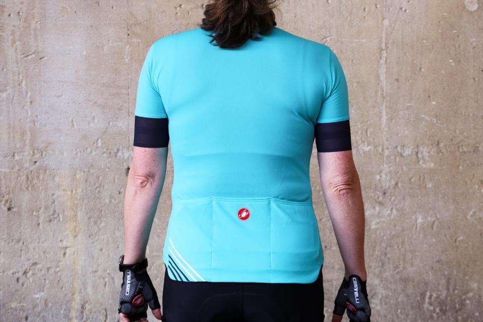 Castelli Anima 2 Women's Cycling Jersey - back.jpg