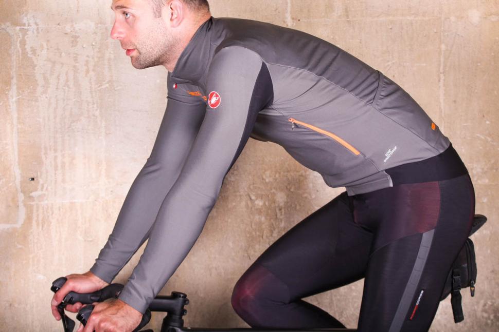 Castelli Perfetto long sleeve jersey - riding.jpg