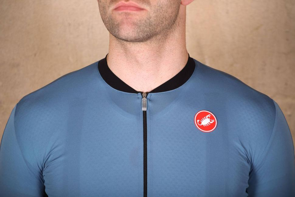 7c9ae0fec Castelli RS Superleggera Jersey - collar.jpg