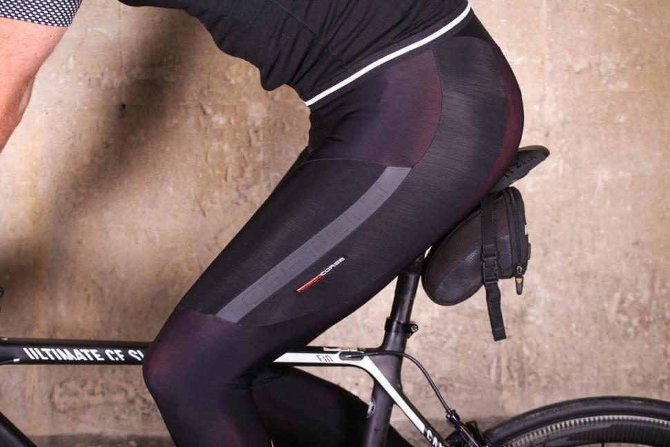 Castelli Sorpasso 2 homme cyclisme BIB Collants-Noir