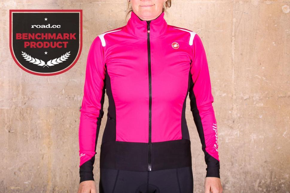 321d213da Review  Castelli Women s Alpha RoS Light jacket