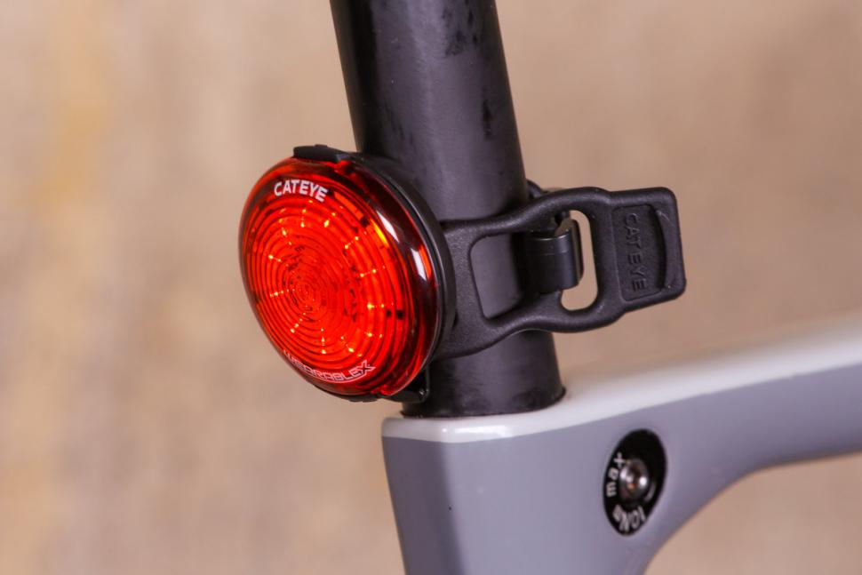 CATEYE Mini Wearable Multi-function Light  Bicycle Light Warning Taillight