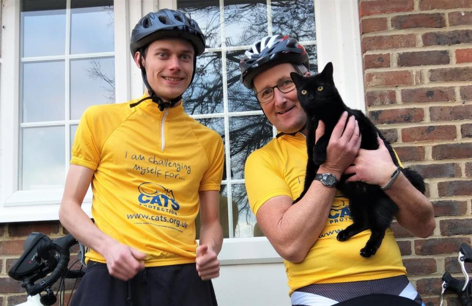 cats protection david and connor