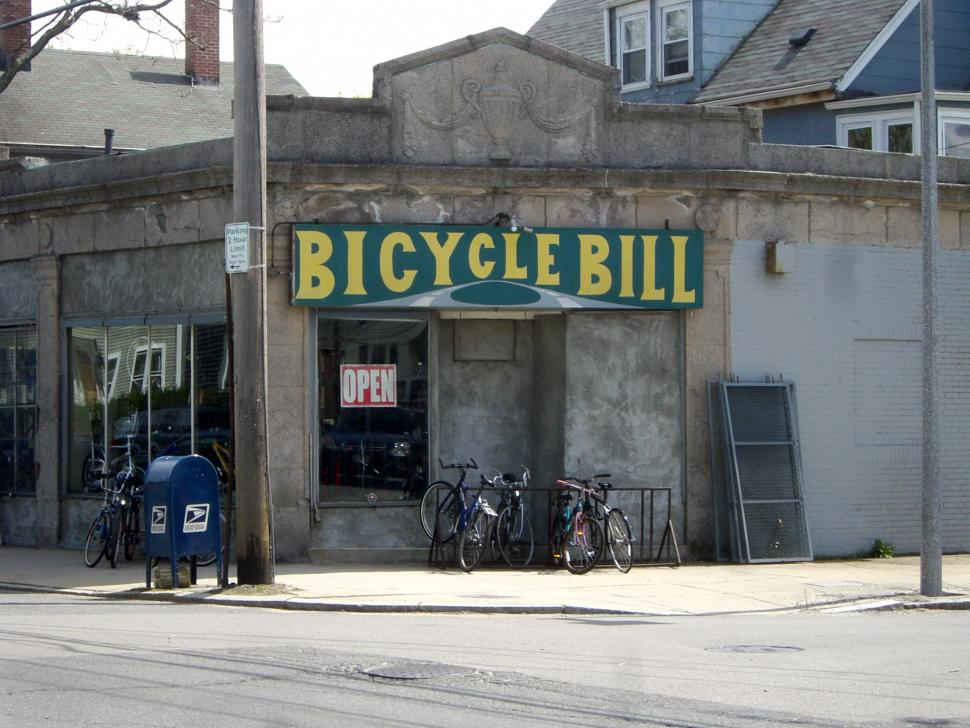 Bicycle Bill shop exterior (CC BY 2.0 Frank Hebbert:Flickr).jpg