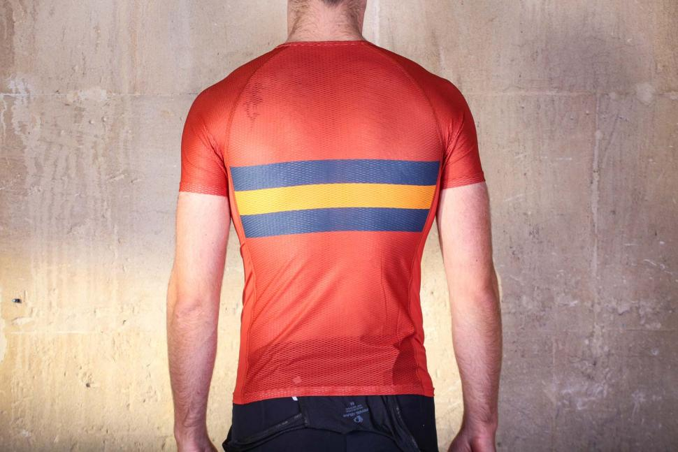Chapeau Mesh Base Layer Short Sleeve - back.jpg