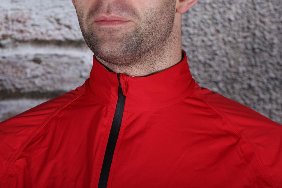 Chapeau Red Echelon Jacket - collar.jpg
