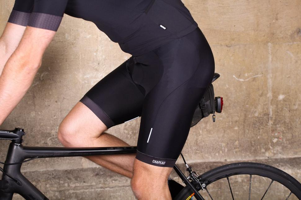 Chapeau! Tempo Bibshorts - riding.jpg