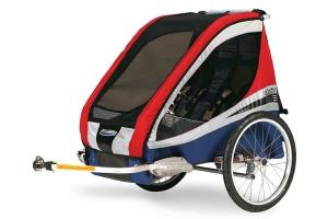 For sale: Wanted - child bike trailer - trek / chariot