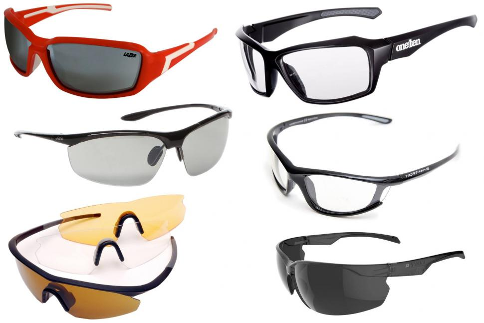 e3c4cce535 10 of the best cheap cycling sunglasses — protect your eyes without  spending big