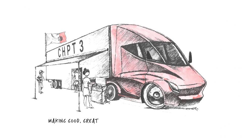 CHPT3 Truck - artists impression