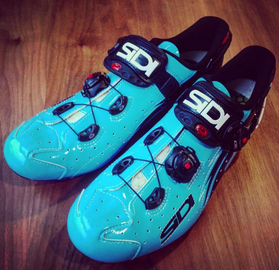 Chris Froome\'s Sidi Wire Carbon shoes available in the UK soon | road.cc