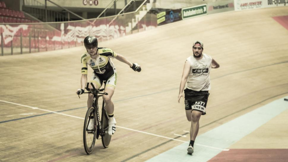 14 of the fastest, longest and maddest cycling world records