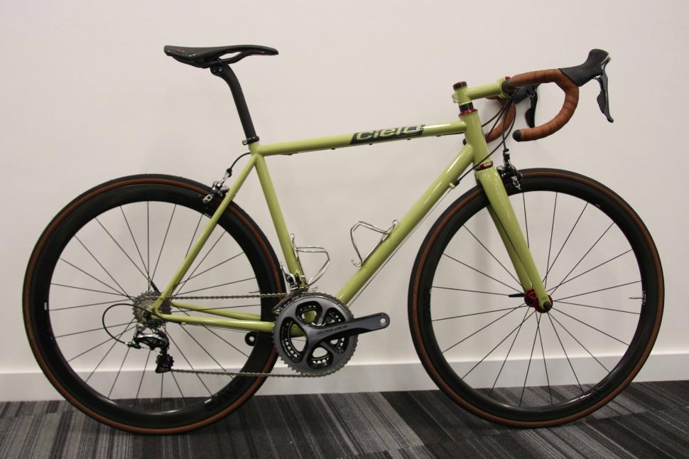 Chris King Ceases Production Of Cielo Road Bike Frames Road