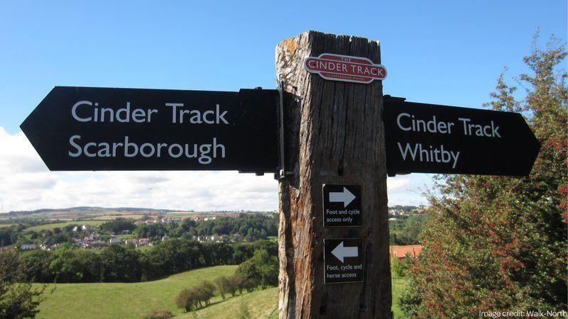 Cinder Track sign (via Save Our Cinder Track petition).jpg