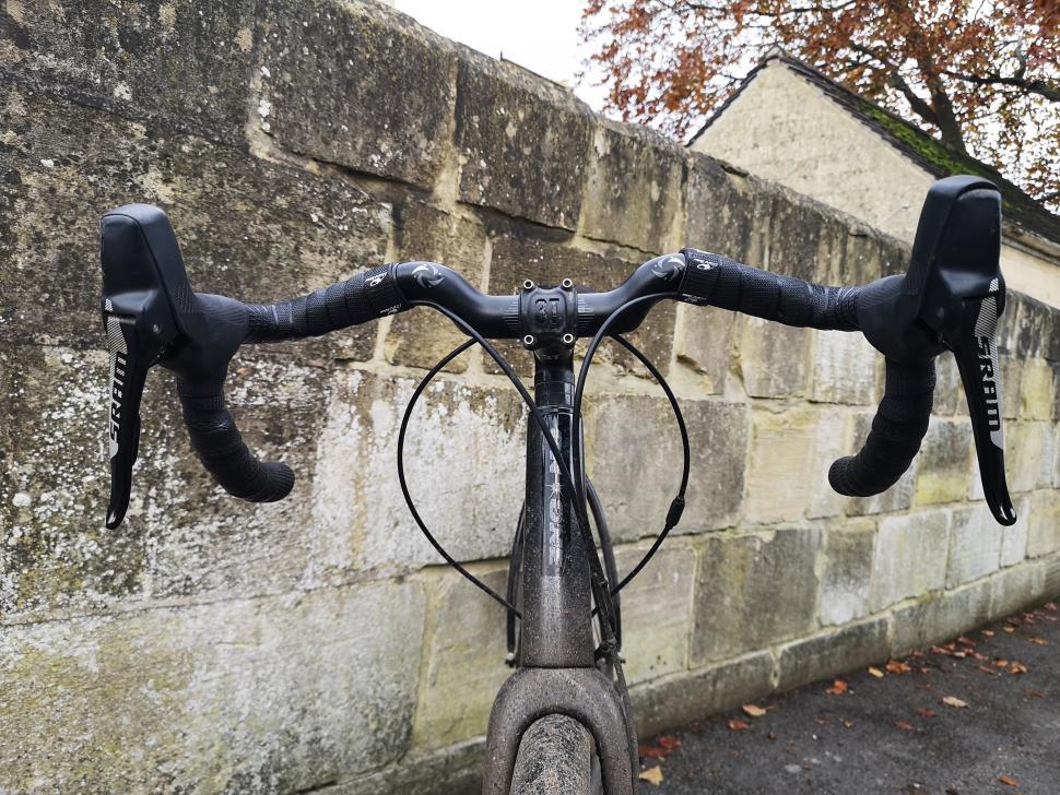 Coefficient Cycling Wave Handlebar