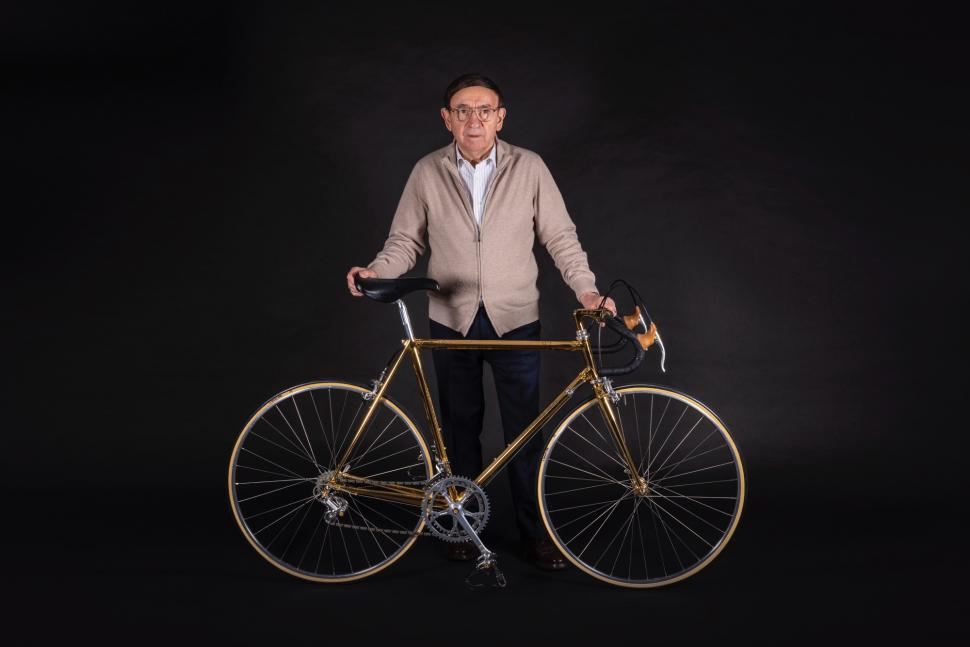 Colnago 87 Ernesto Colnago 87th birthday - 5.jpg