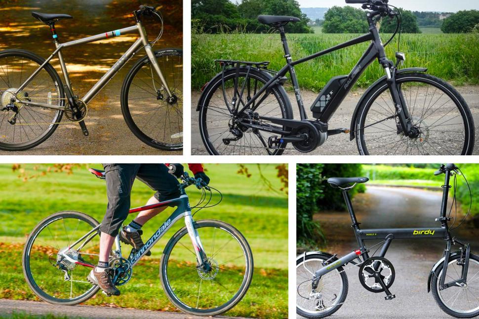 Commuting Bikes July 2018