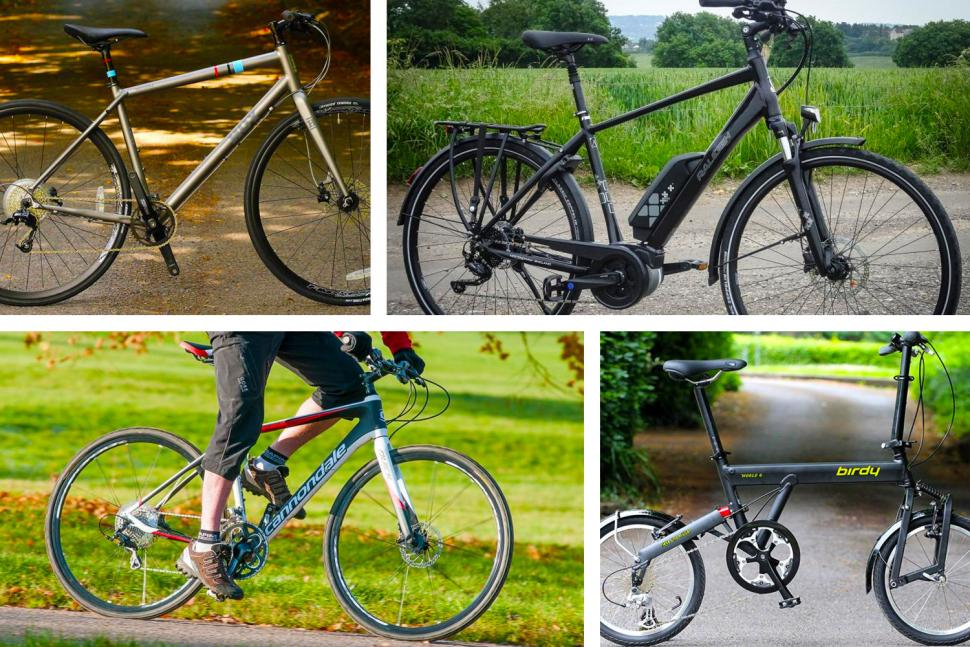14b2d7bf516 23 of the best commuting bikes — hybrids, tourers, folders and more ...