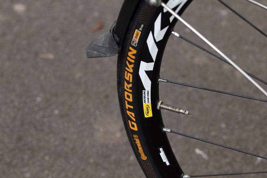 Condor Fratello - tyres