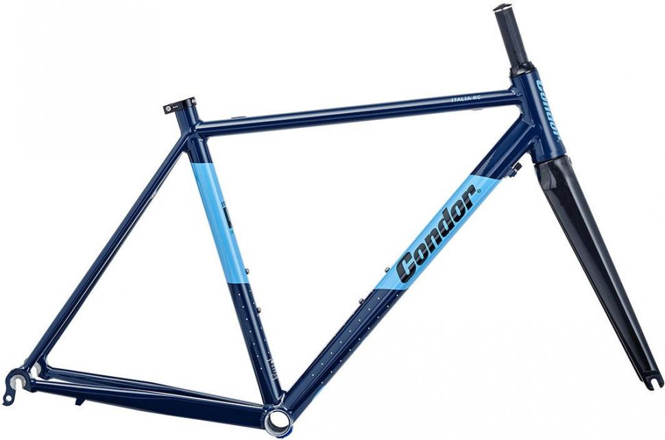 Condor Italia RC frame, fork and headset