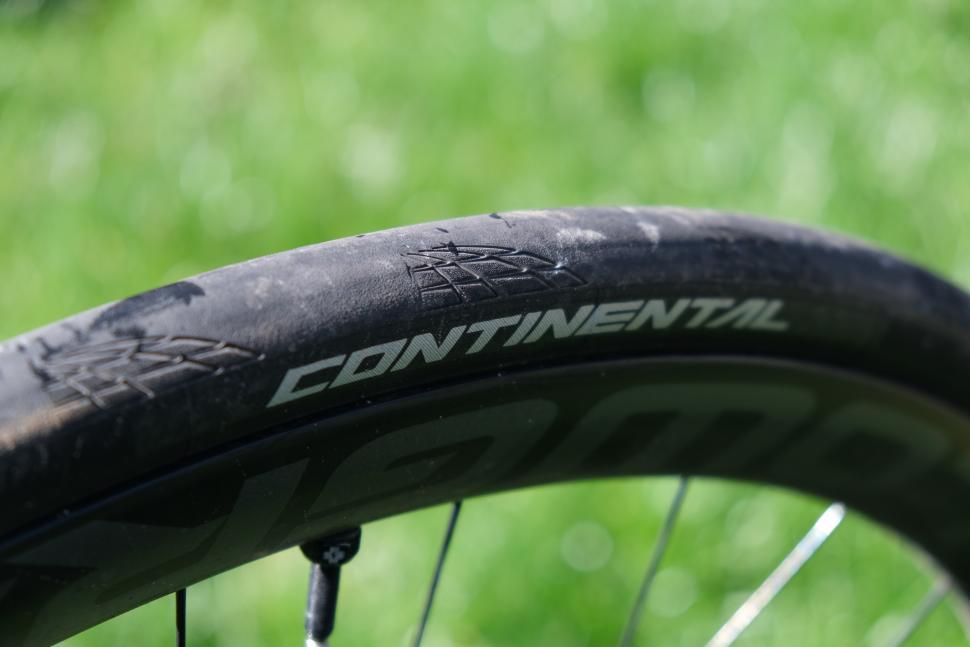 Continental Grand Prix GP 5000 TL tubeless ready 700 x 32 all black