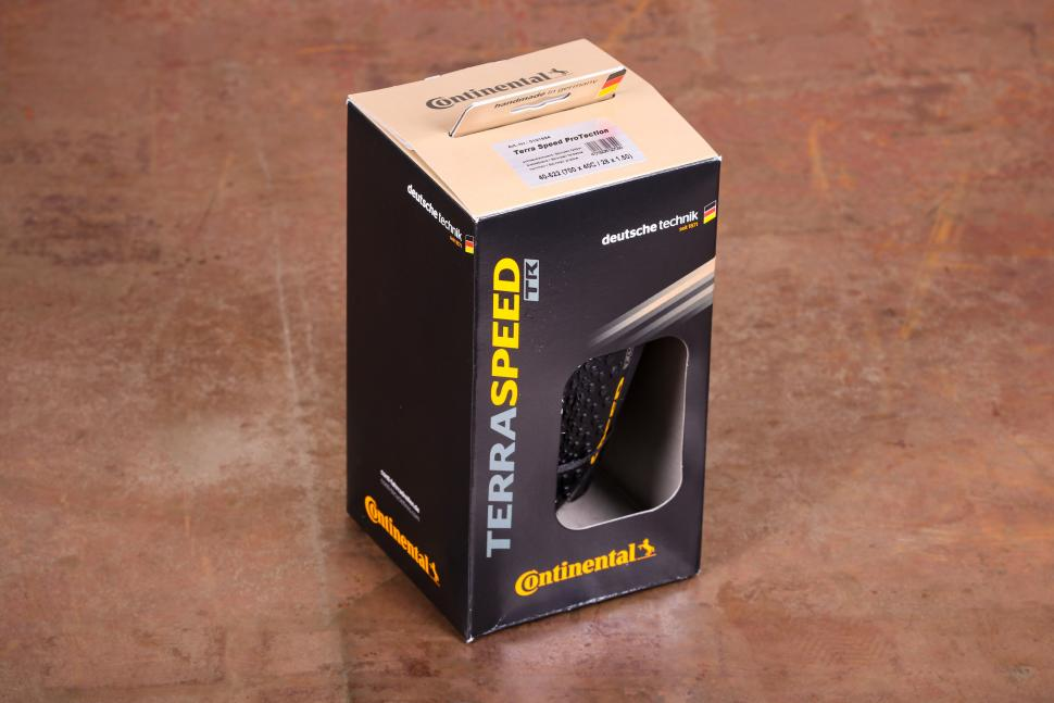 Continental Terra Speed - boxed