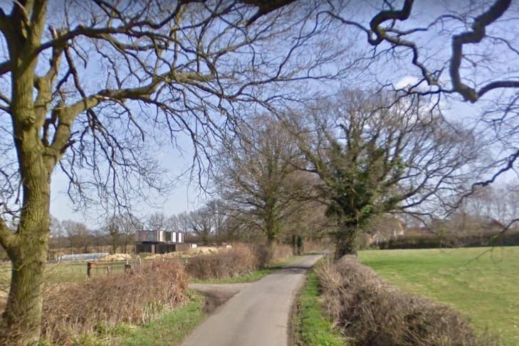 Crumps Lane, Maidstone (via StreetView)