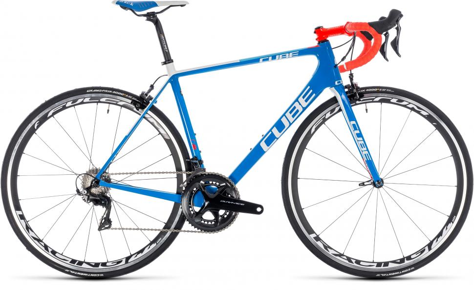 Your complete guide to Cube\'s 2018 road bike range | road.cc