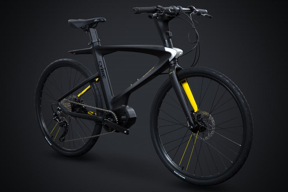 Cybic E-Legend, Halfords exclusive in UK for 12 months