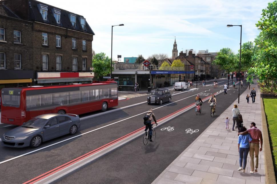 Cycle Superhighway 4 Bermondsey.jpg