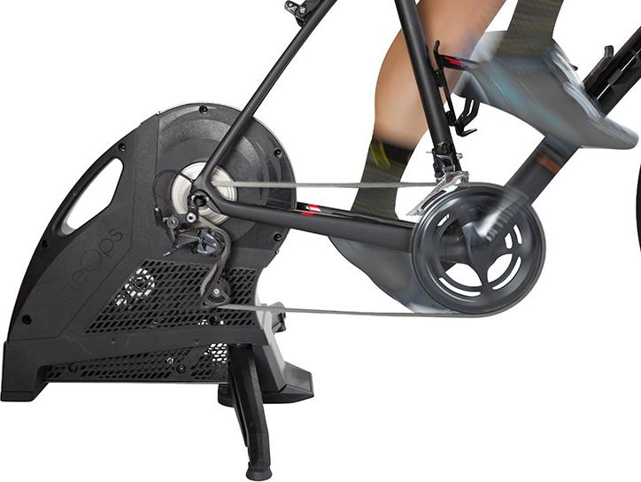 CycleOps H2 trainer