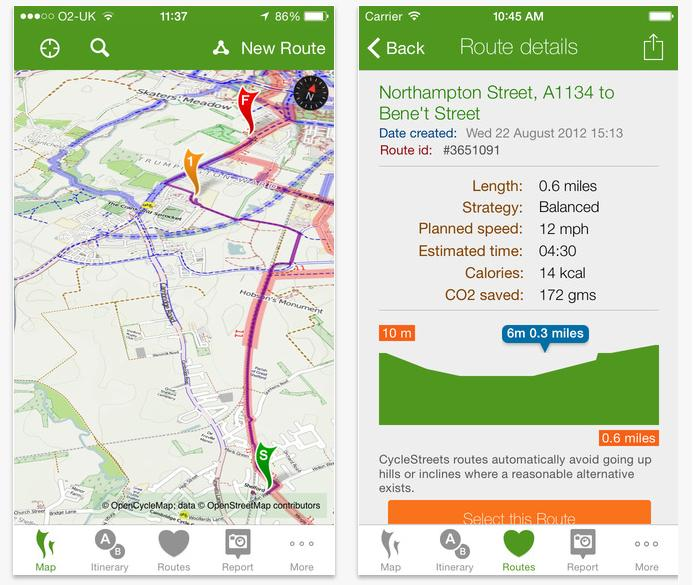 26 of the best smartphone cycling apps for iPhone, Android and more