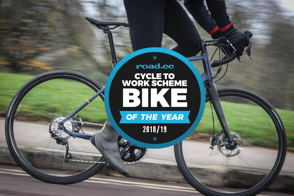 QnA VBage road.cc £1000 and under – Cycle to Work Scheme Bike of the Year 2018/19
