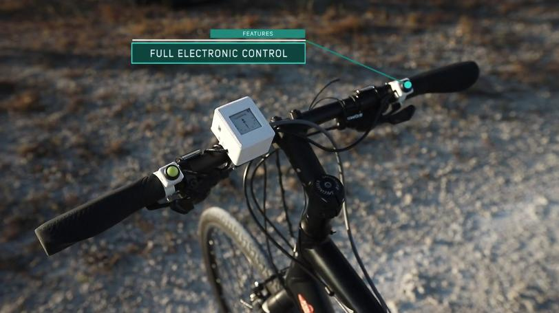 cyclewing controls