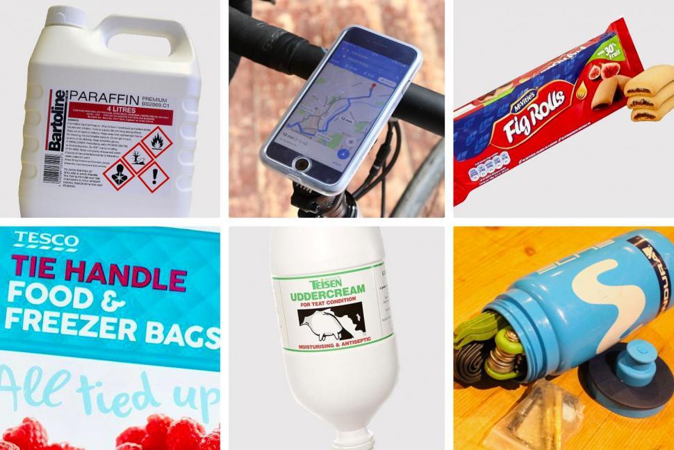 Cycling cheap tricks Dec 2018