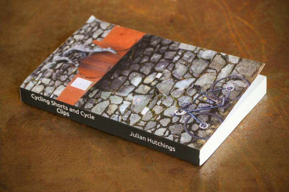 Cycling Shorts and Cycle Clips by Julian Hutchings