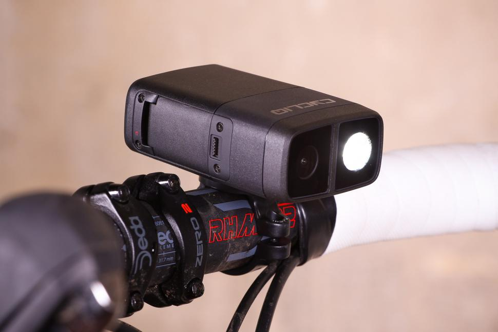 Cycliq Fly12 HD Camera And Front Light