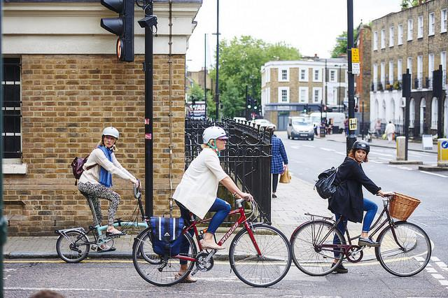 Cyclists in London (copyright Britishcycling.org_.uk).jpg
