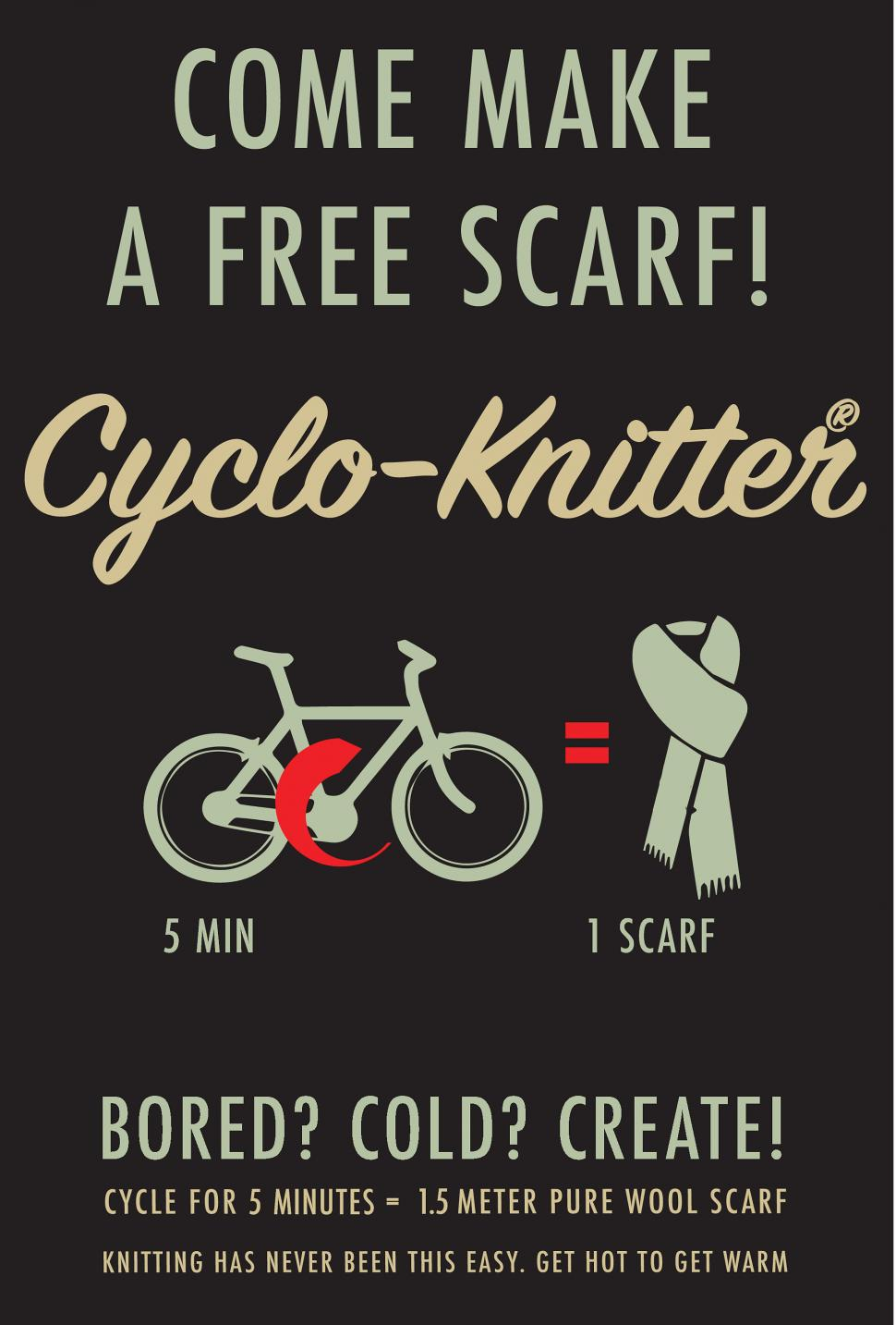 Cyclo-Knitter graphic