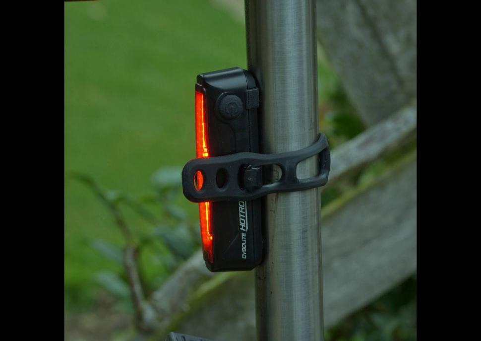 Cygolite Hotrod USB 50 Rechargeable Taillight Commuter Urban Safety Light NEW