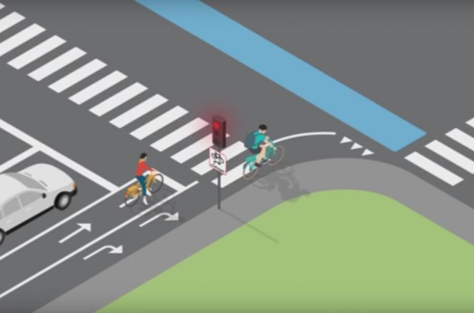 Danish legal right-turn at red vide (YouTube).jpg