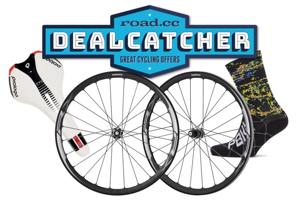 Tire Rack Coupon 2019 Coupon Codes Dealcatcher >> Great Cycling Deals On Shimano Prologo And Pbk Road Cc