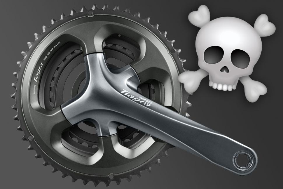 The death of the triple chainset August 2018