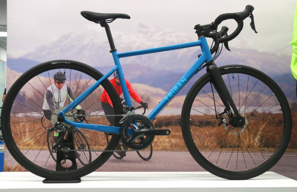 74520d5c1e7 Decathlon rolls out new disc-braked Triban RC 500 and Triban RC 520 bikes —  available today for £530 and £730